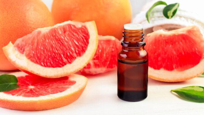 Uleiul din samburi de grapefruit