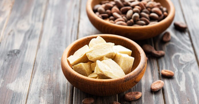 Untul de cacao pentru corp